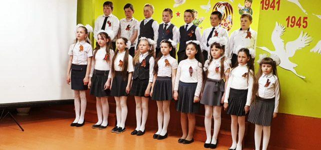8 мая в МБОУ «Кулаковская СОШ» состоялся праздничный концерт посвященный Дню Победы!